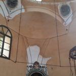 Die Kuppel des Gebetsraums