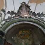 turkobarocker Stuck über dem Mihrab