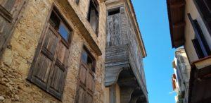 Altstadthäuser aus der osmanischen Zeit