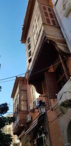 Hier oben hat Erkan gewohnt...