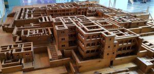 Modell der Evansschen Palastphantasien