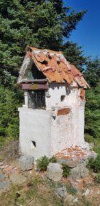 Die Mörderkapelle von vorne