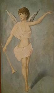 Wuwuzela-Engel