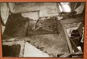 Der Kinderunfall befand sich im Treppenhaus