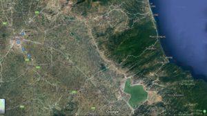 Luftbild (Google Maps) des heutigen Zustands