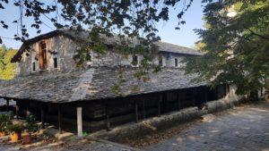 Kissos: Kirche aus dem 18. Jahrhundert
